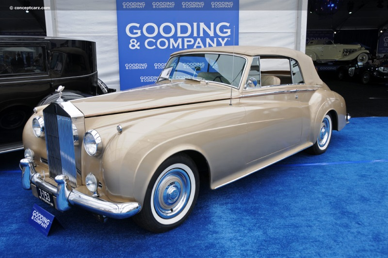 1962 Rolls-Royce Silver Cloud II