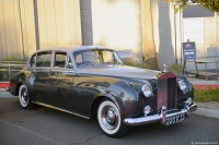 1962 Rolls-Royce Silver Cloud II.  Chassis number LCD15
