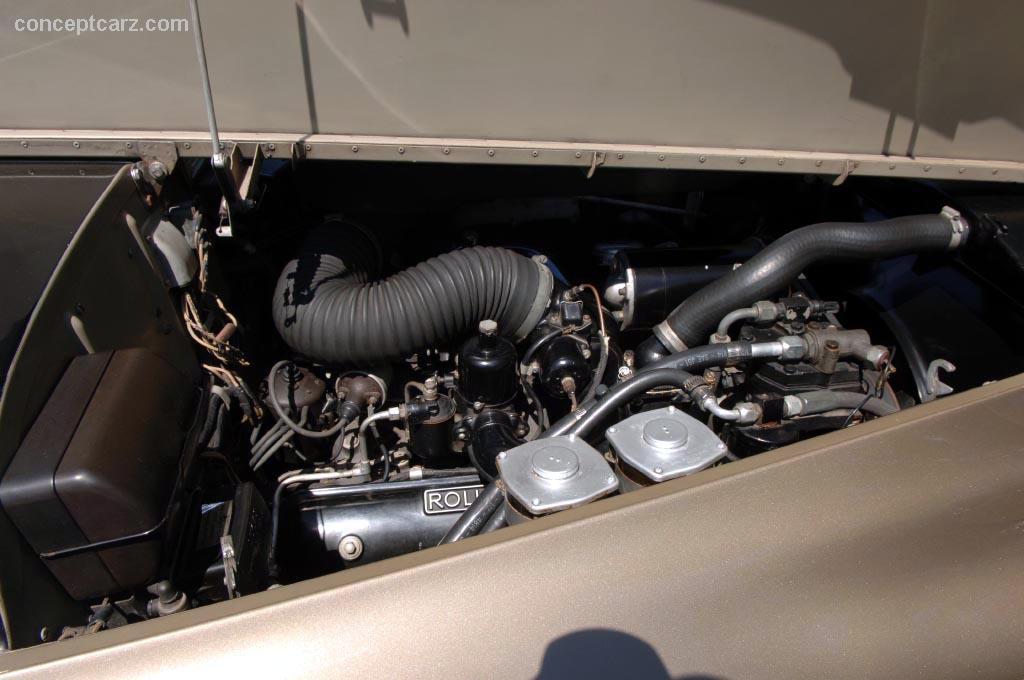 Mark Of Elegance Limo >> 1962 Rolls-Royce Silver Cloud II Image