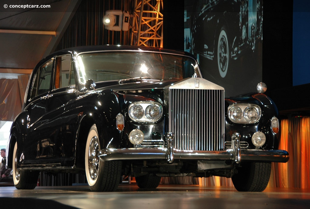 Country Auto Sales >> 1963 Rolls-Royce Phantom V History, Pictures, Value ...