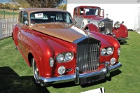 1963 Rolls-Royce Silver Cloud III.  Chassis number LSEV29