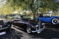 1963 Rolls-Royce Silver Cloud III.  Chassis number CCL 33