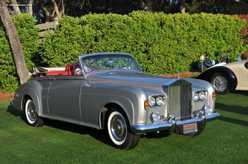 Rolls-Royce Silver Cloud III pictures and wallpaper