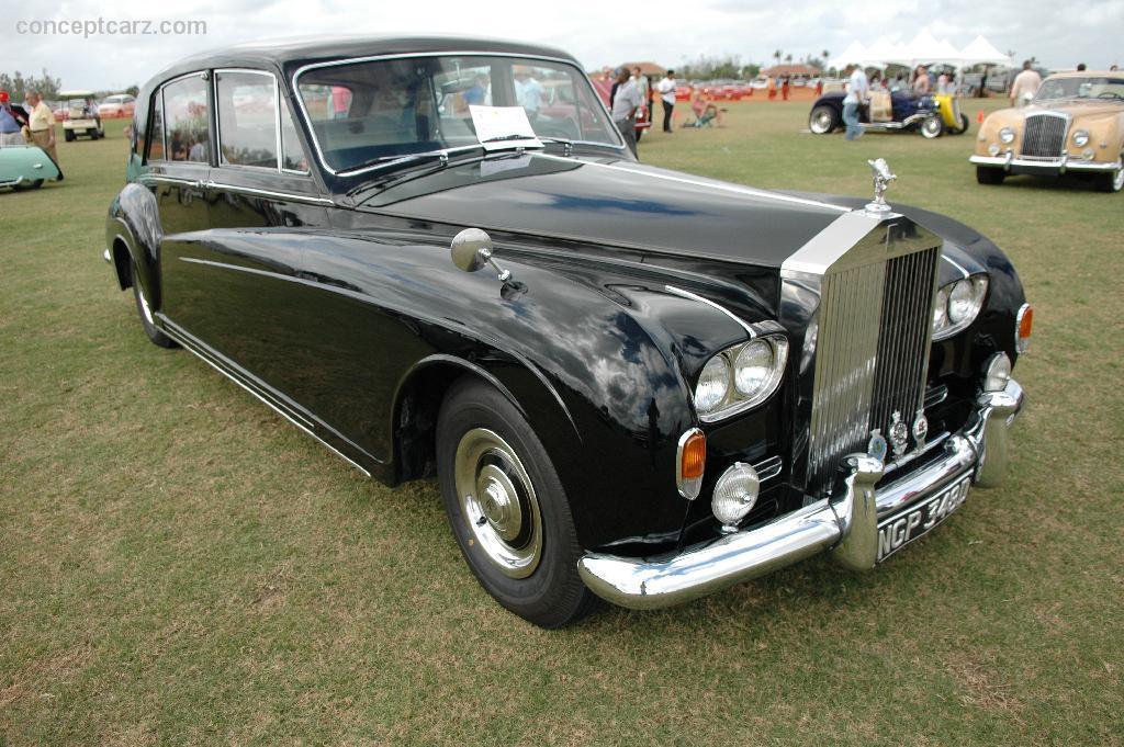 1966 Rolls-Royce Phantom V Image. Photo 42 of 43