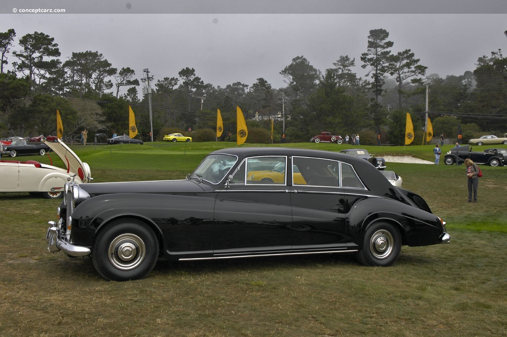 Auction Results and Sales Data for 1967 Rolls-Royce Phantom V