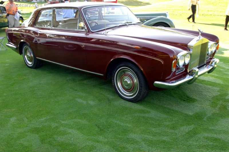 1967 Rolls-Royce Silver Shadow Image. Photo 9 of 9