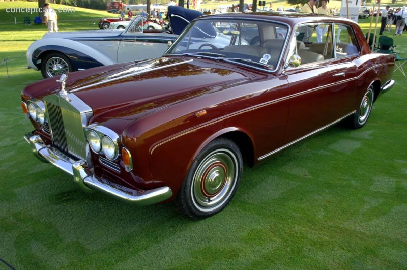 1967 Rolls-Royce Silver Shadow Image. Photo 8 of 9