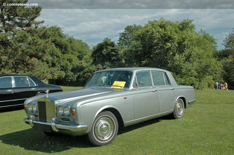 1968 Rolls-Royce Silver Shadow Image. Photo 12 of 13