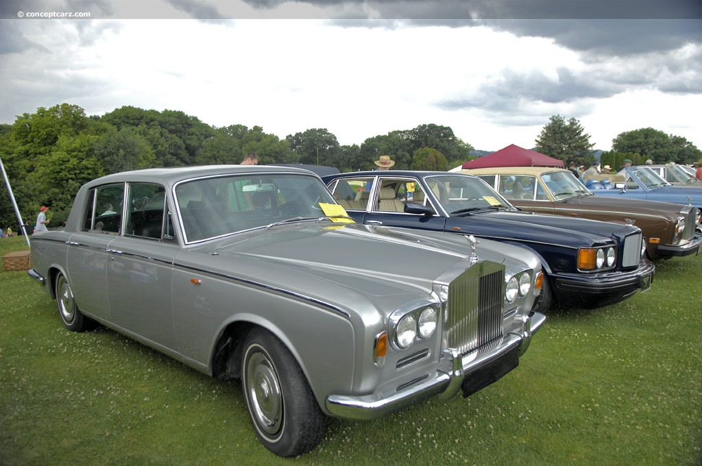 1968 Rolls-Royce Silver Shadow Image. Photo 11 of 13