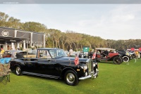 1968 Rolls-Royce Phantom VI image.