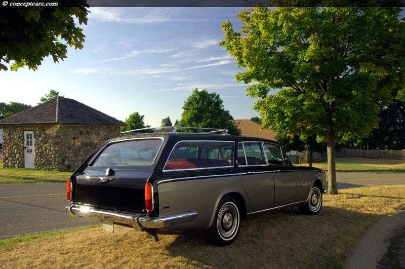 1969 Rollsroyce Silver Shadow Estate Wagon Com