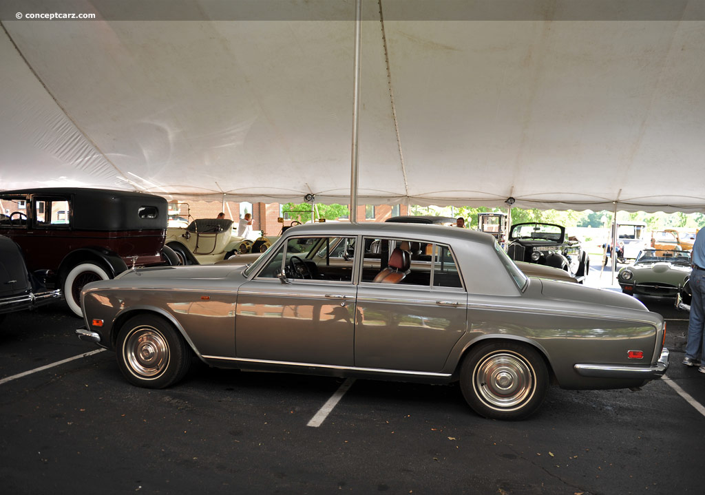 1971 rolls royce silver shadow image chassis number srx10687. Black Bedroom Furniture Sets. Home Design Ideas