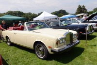 1973 Rolls-Royce Corniche.  Chassis number DRB16850