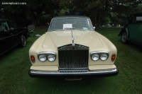 1973 Rolls-Royce Corniche image.