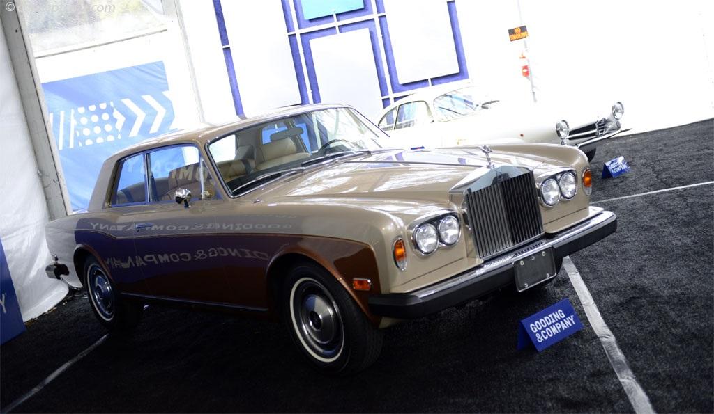 1976 Rolls-Royce Corniche