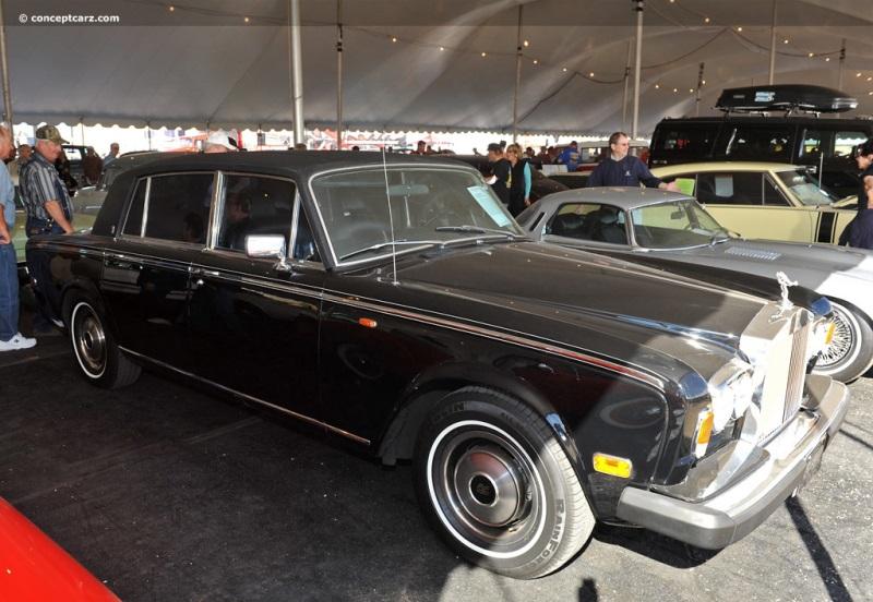 1978 Rolls-Royce Silver Wraith II