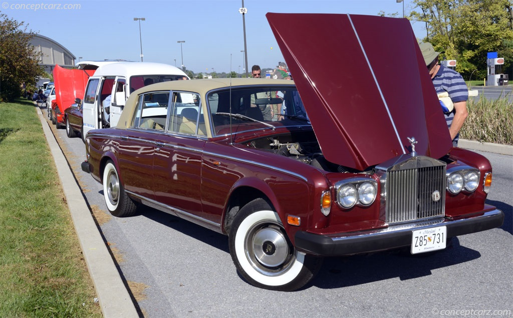 Rolls-Royce Silver Wraith II photo