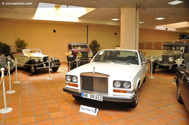 1981 Rolls-Royce Camargue