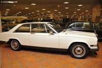 Rolls-Royce Camargue Coupe