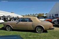 1981 Rolls-Royce Corniche II.  Chassis number SCAYD42A7BCX01681