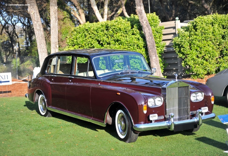1982 Rolls-Royce Phantom VI Image. Photo 1 of 2