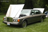 1986 Rolls-Royce Silver Spur image.