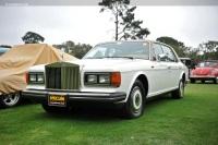 1987 Rolls-Royce Silver Spur image.