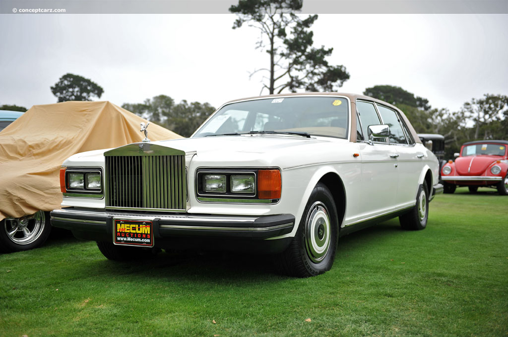 1987 rolls royce silver spur history pictures value auction sales research and news. Black Bedroom Furniture Sets. Home Design Ideas