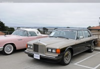 1988 Rolls-Royce Silver Spur image.