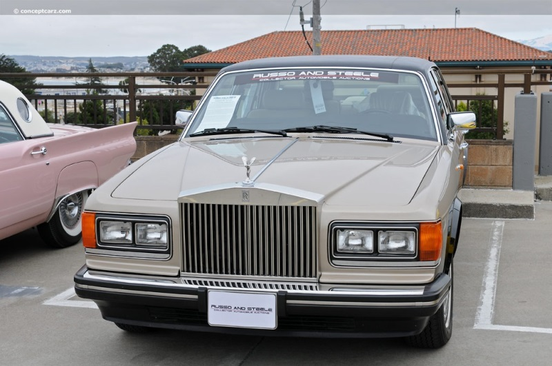 1988 Rolls-Royce Silver Spur chis information.