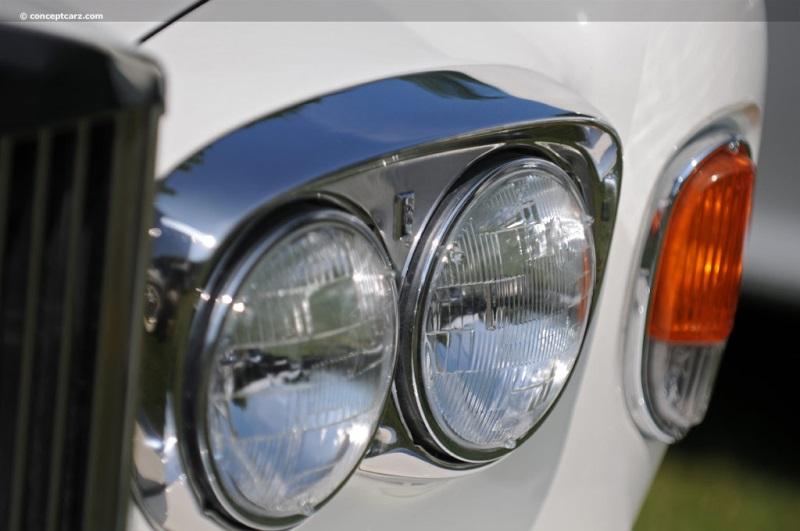 1988 Rolls-Royce Corniche II