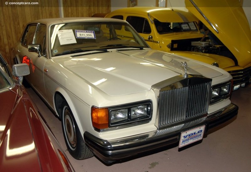 1989 Rolls-Royce Silver Spur Image. Photo 1 of 1