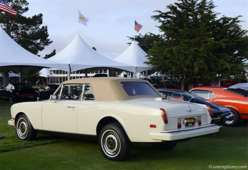1991 Rolls-Royce Corniche III