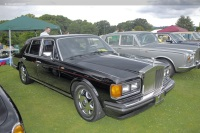 1991 Rolls-Royce Silver Spirit II image.
