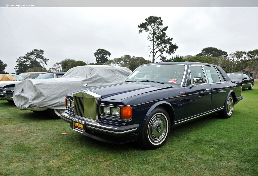 Auction Results And Sales Data For 1991 Rolls Royce Silver