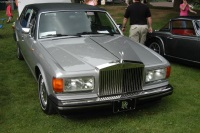 1991 Rolls-Royce Silver Spur image.