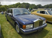 1996 Rolls-Royce Silver Spur image.
