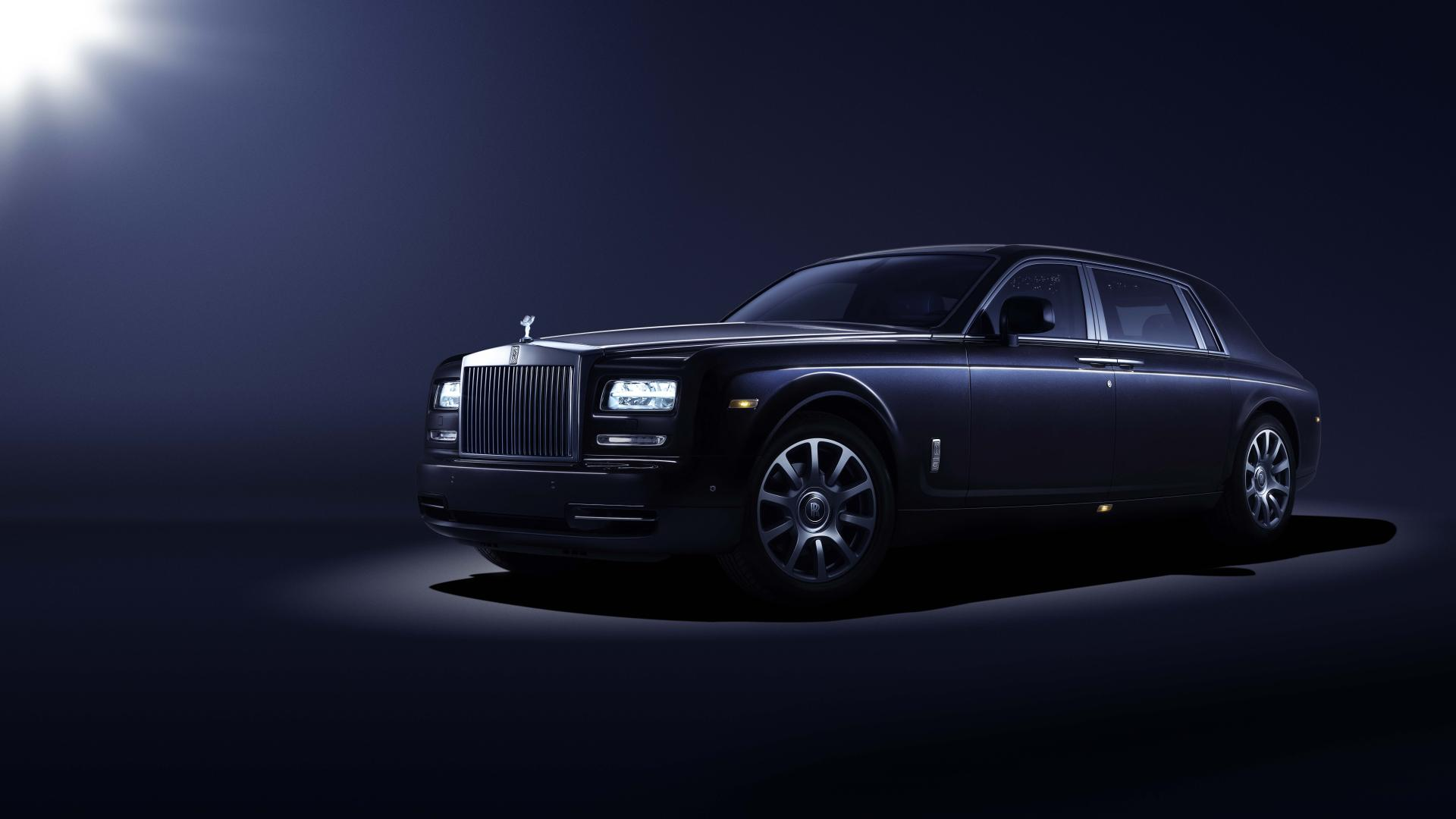 2013 Rolls Royce Celestial Phantom News And Information