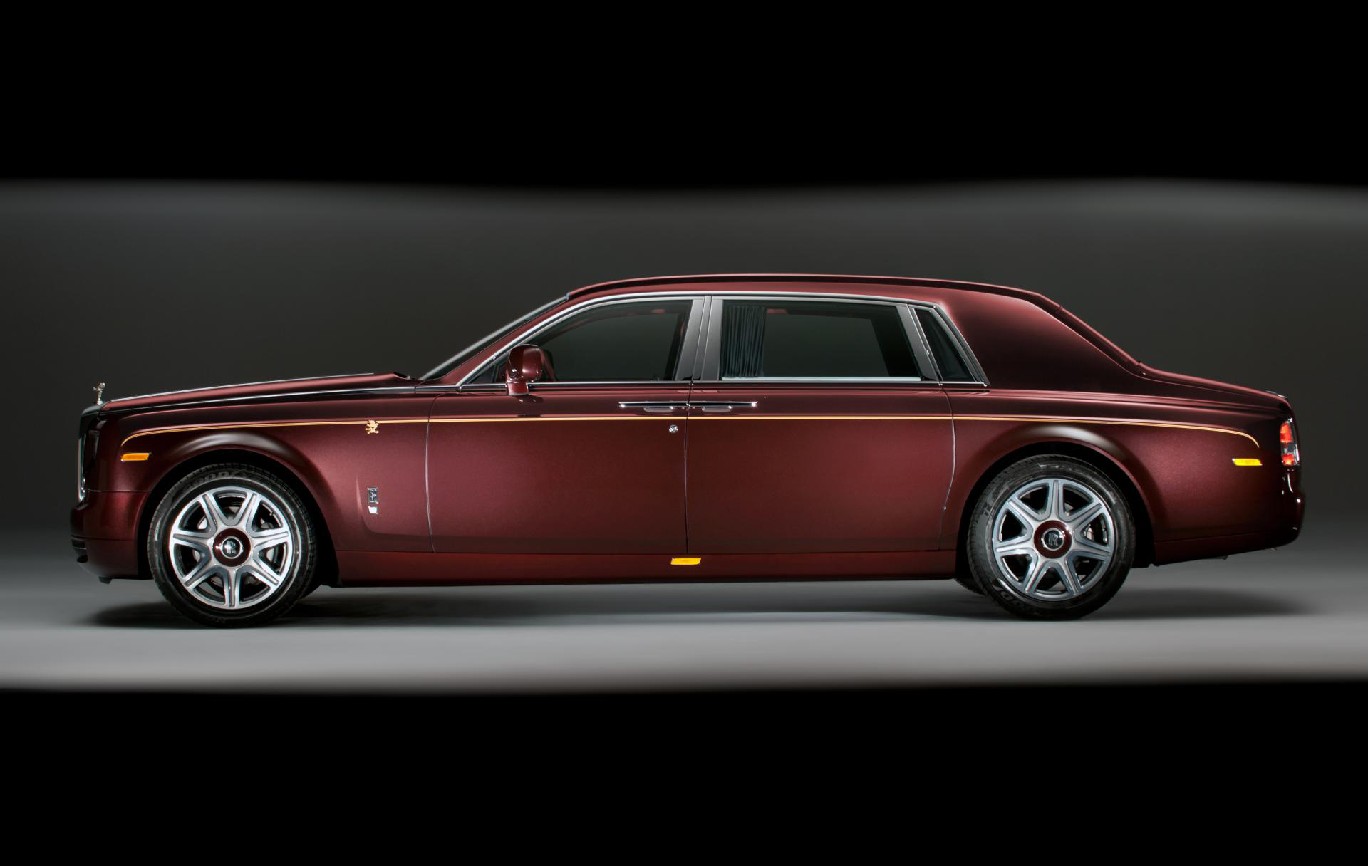2012 Rolls-Royce Phantom Dragon Collection News and Information