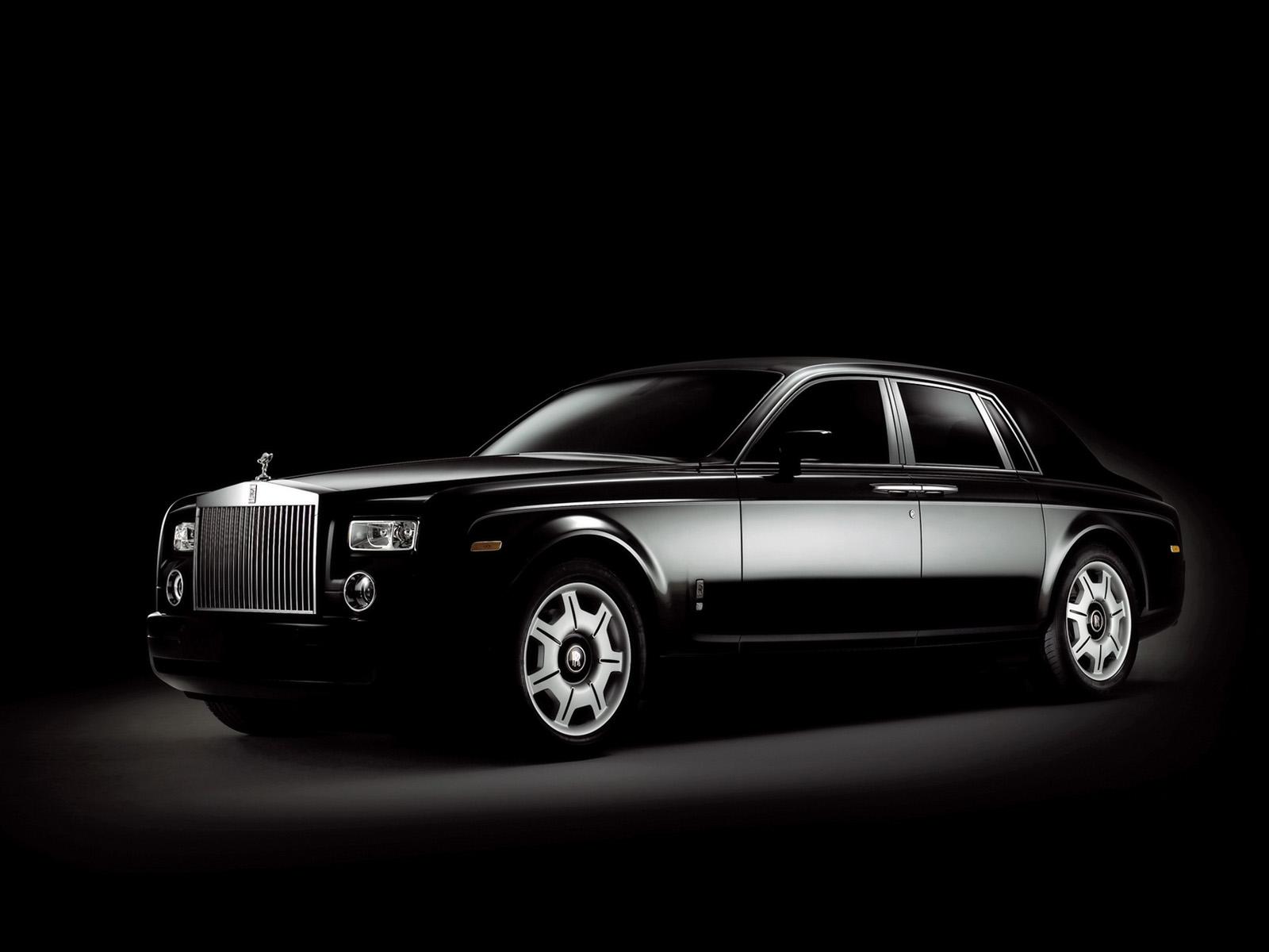 2006 Rolls-Royce Phantom Black