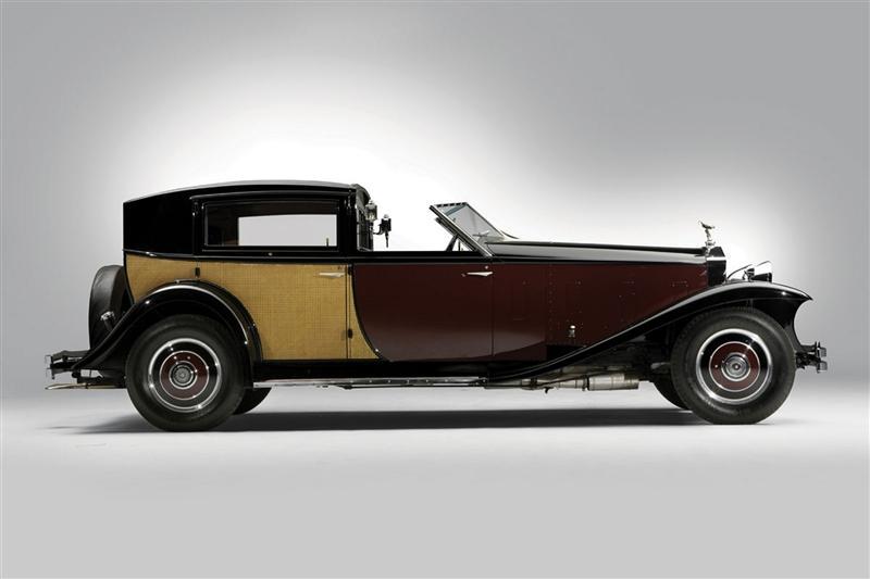 1933 Rolls-Royce Phantom II | conceptcarz.com