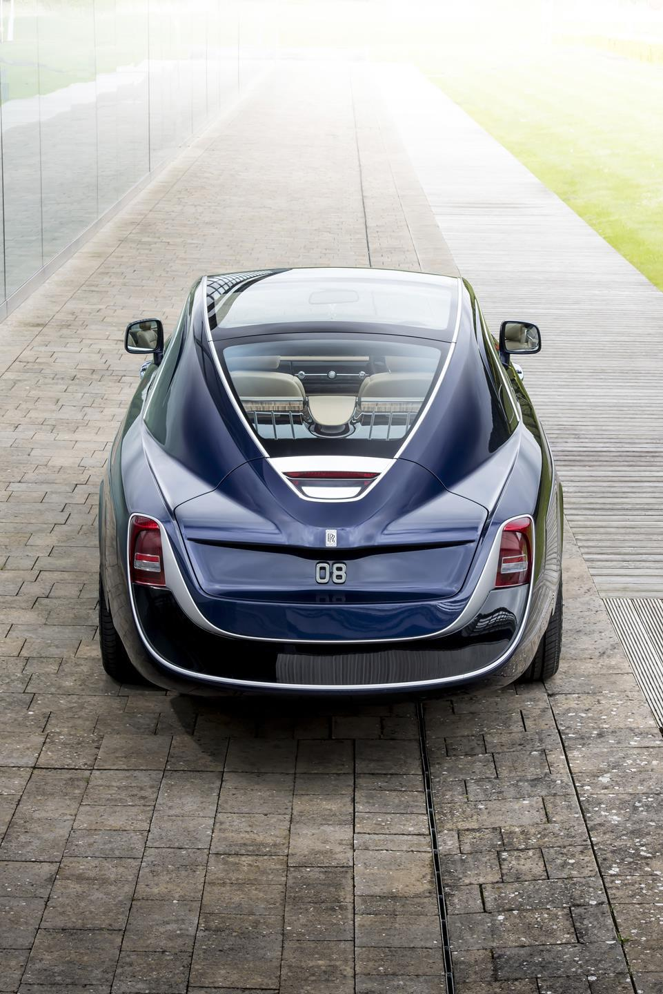2017 Rolls Royce Sweptail Wallpaper And Image Gallery