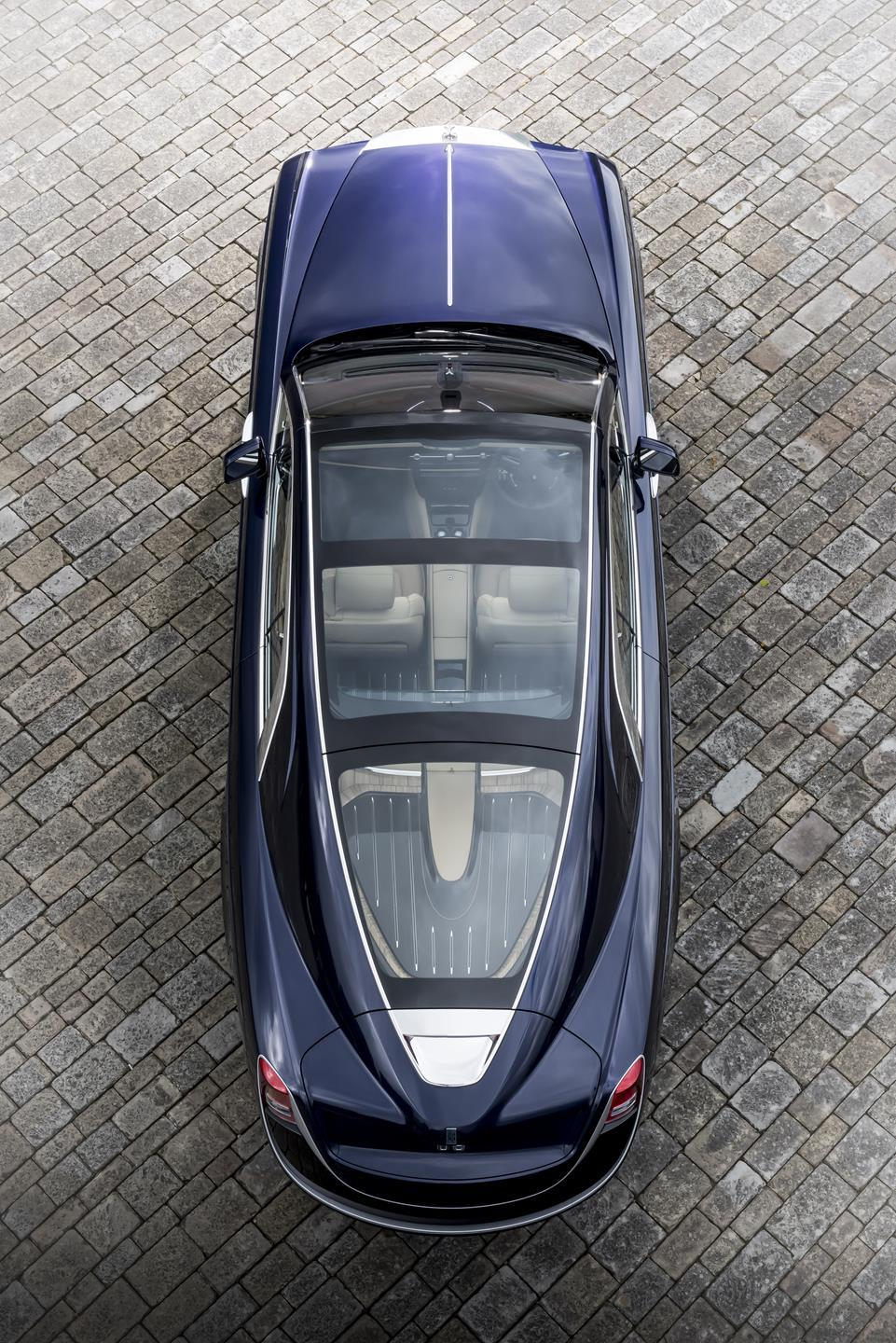 2017 Rolls Royce Sweptail Thumbnail Image