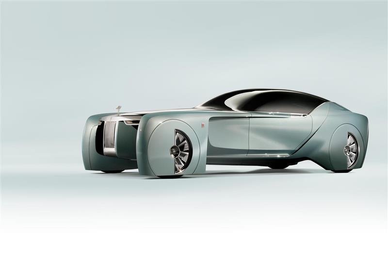 2016 Rolls-Royce VISION NEXT 100