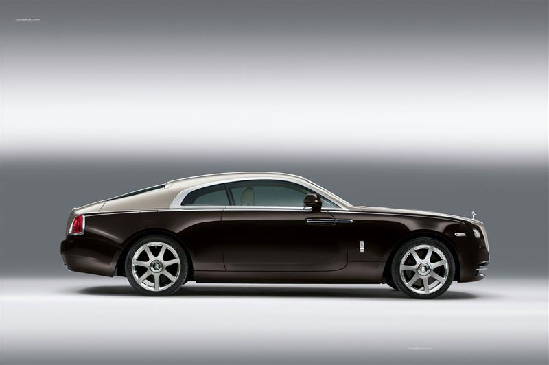 Rolls-Royce Wraith pictures and wallpaper