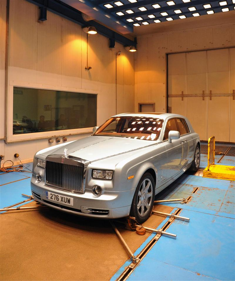 2011 Rolls-Royce Phantom 102EX Experimental Electric