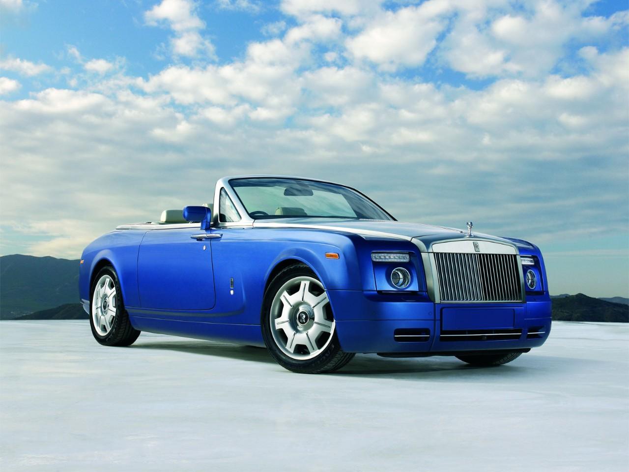 2007 Rolls-Royce Phantom Drophead