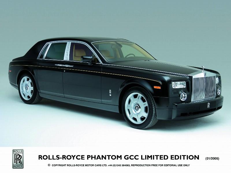 2007 Rolls-Royce Phantom
