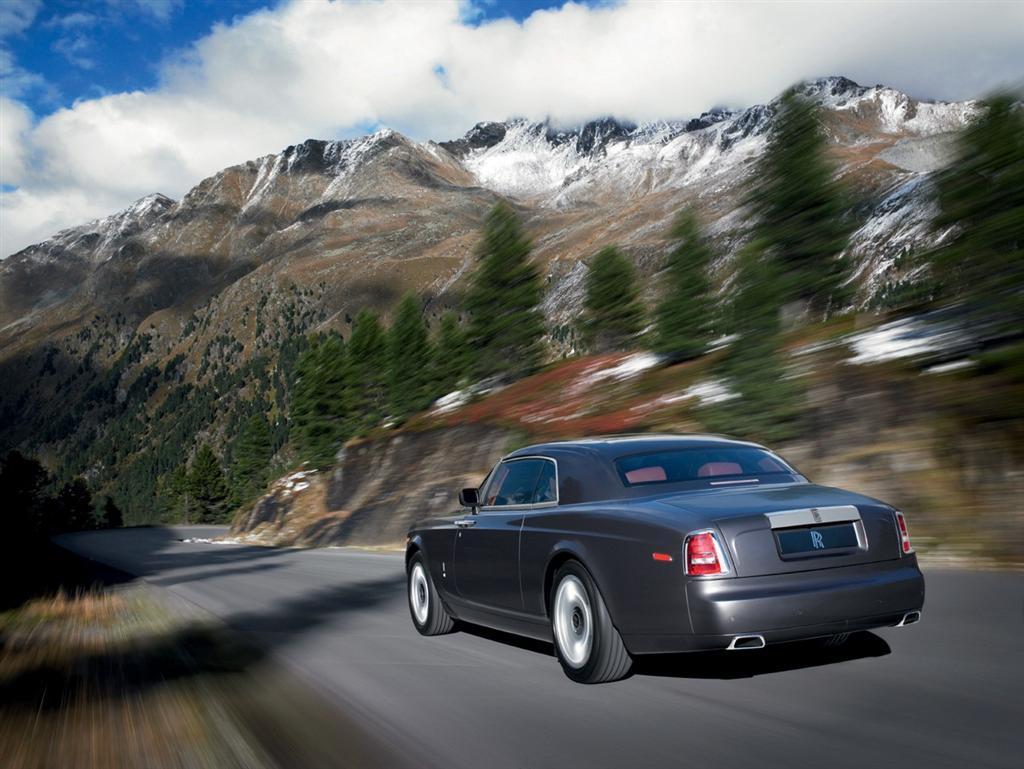 2008 Rolls-Royce Phantom Coupe - conceptcarz.com