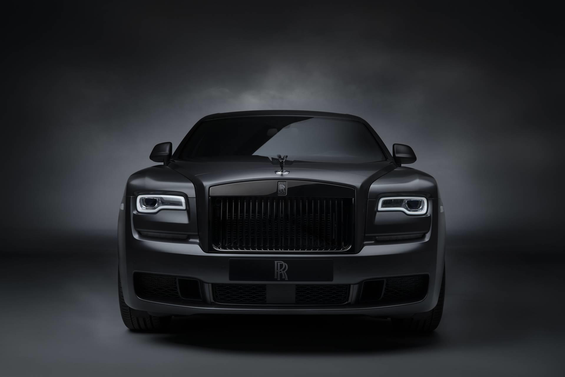 2019 Rolls-Royce Ghost Black Badge